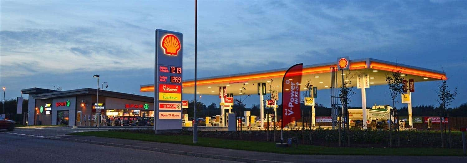 Selling a Petrol Station