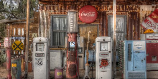 Petrol Station with C-Store for sale