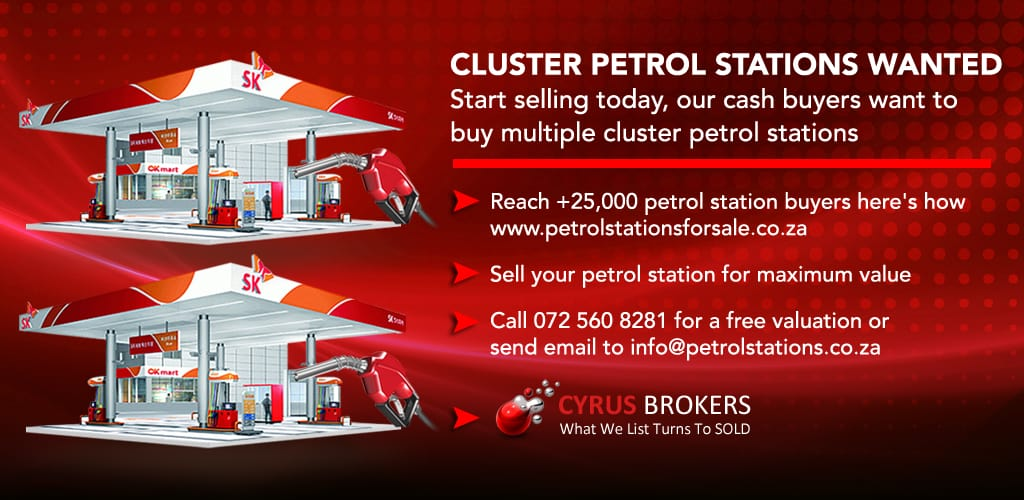Petrol Stations Multiple Clusters – WANTED