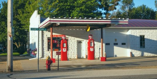 Petrol Station Including Property For Sale – Outside Pretoria