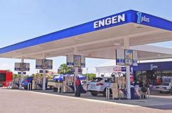 engen petrol station for sale