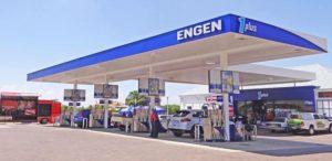engen petrol station for sale