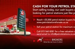 Petrol Stations Wanted