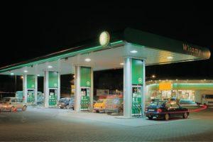 bp petrol station for sale