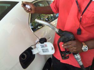 fuel petrol filling station