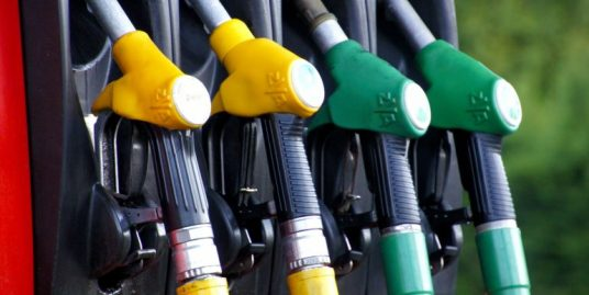 Petrol Station for Sale White Site – Lowveld