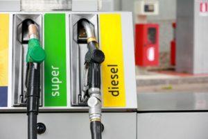 petrol station gp218
