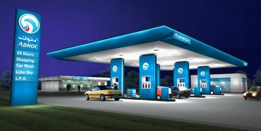 open your own petrol station